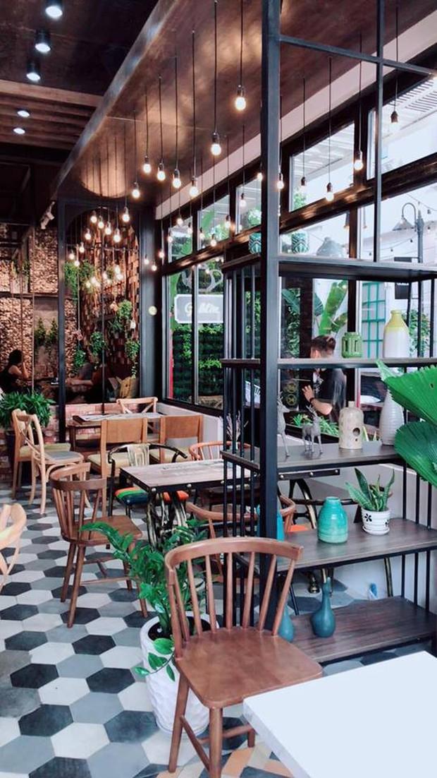 Lê la chụp ảnh cả ngày với 3 quán cà phê mới đủ mọi phong cách ở Đà Nẵng - Ảnh 21.