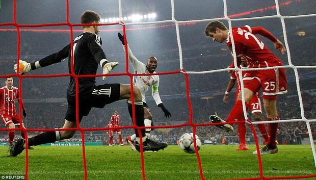 Bayern Munich hủy diệt Besiktas, đặt một chân vào tứ kết Champions League - Ảnh 4.