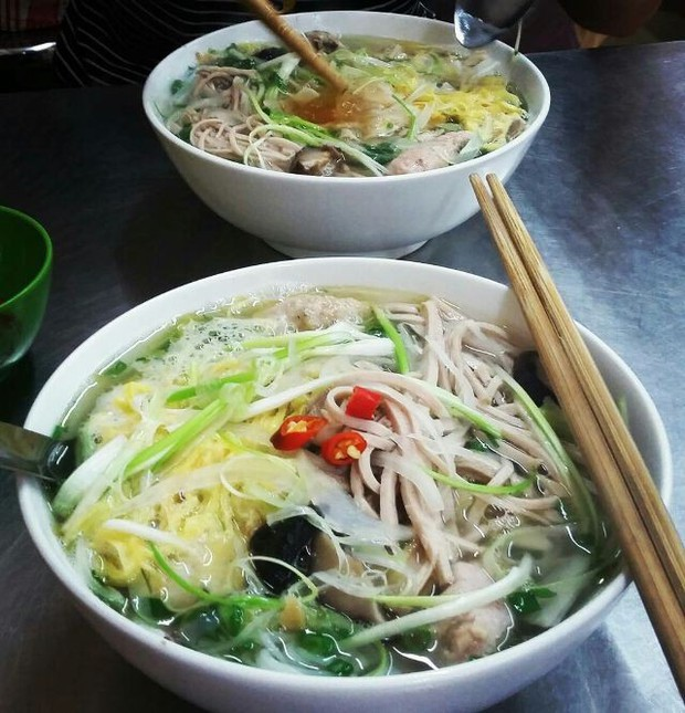 Hết Tết rồi mà vẫn còn nhiều quán xá nổi tiếng Hà Nội chưa mở cửa bán hàng trở lại - Ảnh 34.