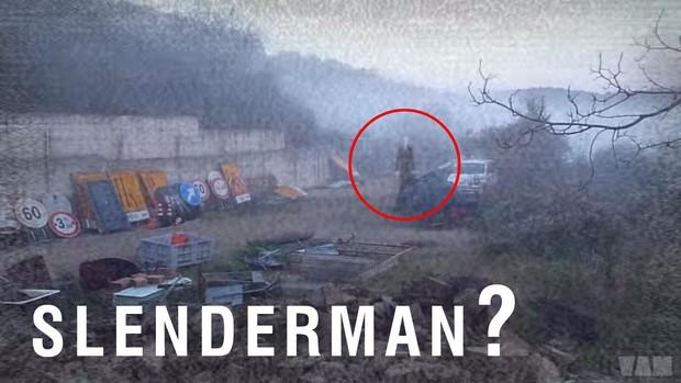 Slender Man: Ra đời từ một cuộc thi Photoshop, trở thành cơn ác mộng đáng sợ nhất được cộng đồng mạng truyền tay - Ảnh 6.