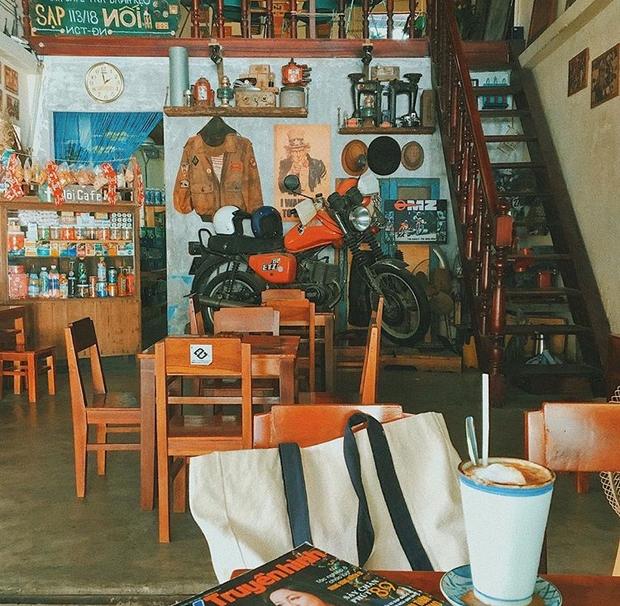 Lê la chụp ảnh cả ngày với 3 quán cà phê mới đủ mọi phong cách ở Đà Nẵng - Ảnh 13.