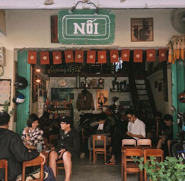 Lê la chụp ảnh cả ngày với 3 quán cà phê mới đủ mọi phong cách ở Đà Nẵng - Ảnh 14.