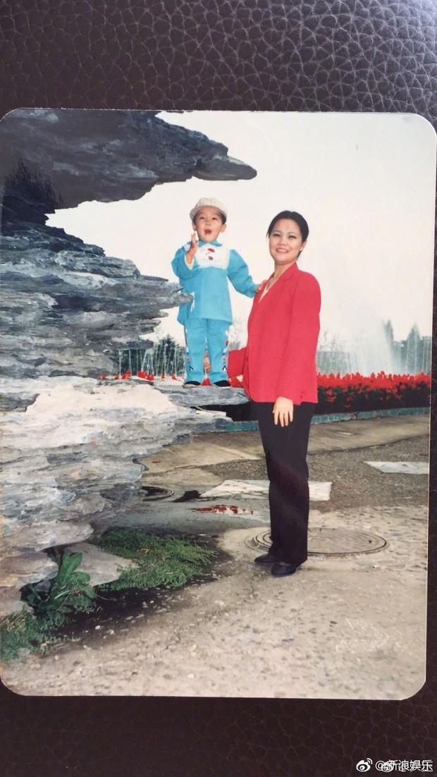 Trào lưu mới Nắm lấy bàn tay mẹ: Huỳnh Hiểu Minh - Angela Baby cùng dàn sao cùng nhau hưởng ứng - Ảnh 9.