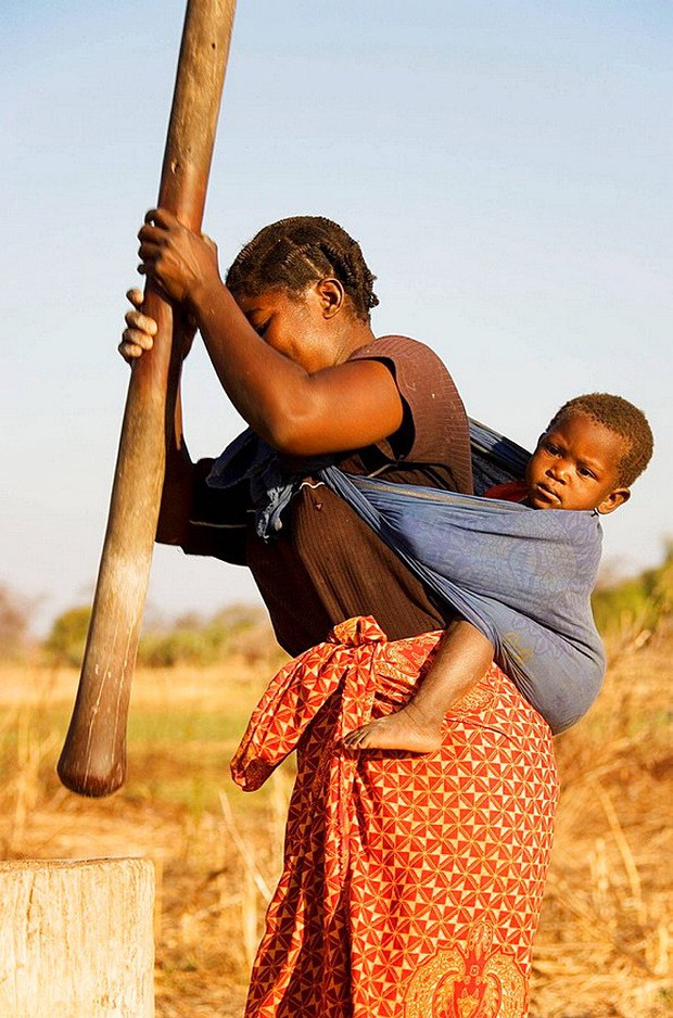 Ghé thăm Tonga, nơi phụ nữ phải béo mới đẹp, chồng đi chơi về muộn là lấy gậy tre ra... đánh - Ảnh 4.