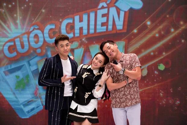 Will đứng bật dậy khi bố Kaity Nguyễn kén rể trên sóng truyền hình - Ảnh 1.