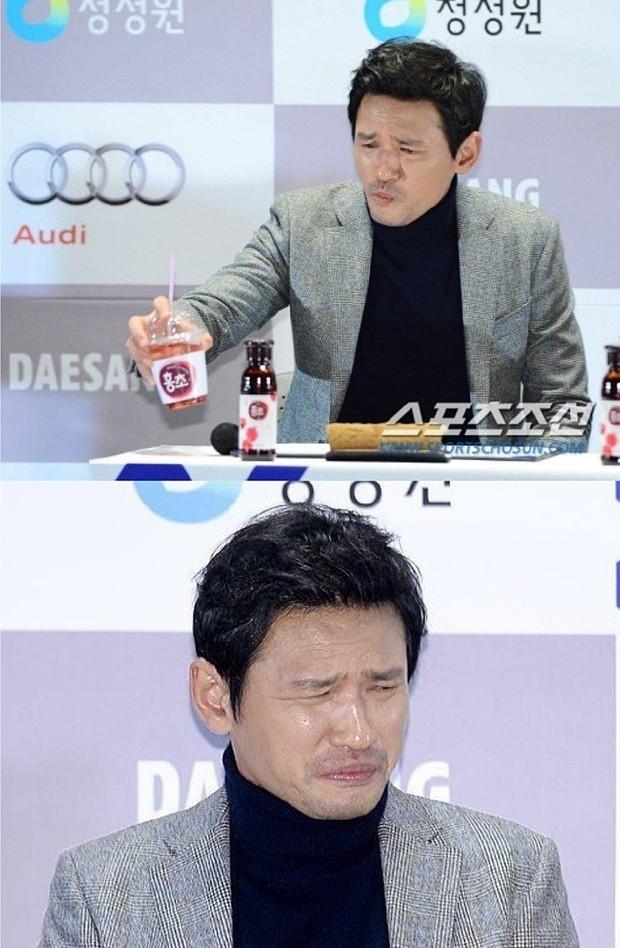 Chỉ bằng một cốc nước, netizen chắc nịch Lee Byung Hun là người có diễn xuất đỉnh nhất xứ Hàn - Ảnh 6.