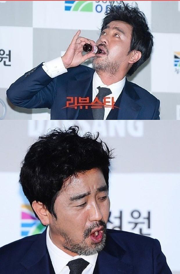 Chỉ bằng một cốc nước, netizen chắc nịch Lee Byung Hun là người có diễn xuất đỉnh nhất xứ Hàn - Ảnh 9.