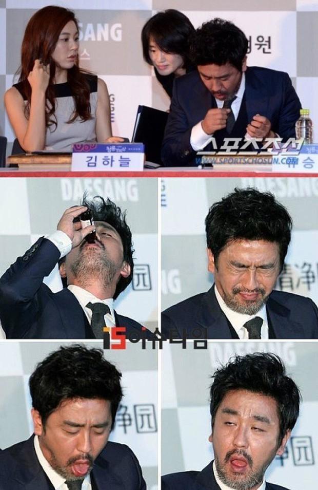 Chỉ bằng một cốc nước, netizen chắc nịch Lee Byung Hun là người có diễn xuất đỉnh nhất xứ Hàn - Ảnh 10.