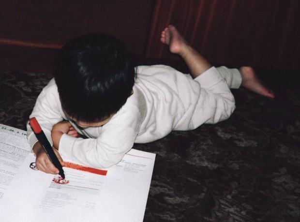 Ảnh hồi bé của Chris Khoa: Chắc kiếp trước cứu thế giới nên bây giờ mới hoàn hảo như thế! - Ảnh 11.