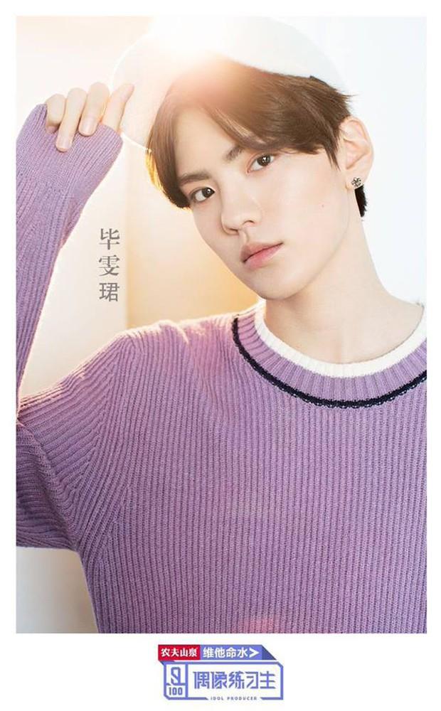 Em trai Phạm Băng Băng không nằm trong top thí sinh đẹp trai nhất Produce 101 Trung Quốc - Ảnh 10.