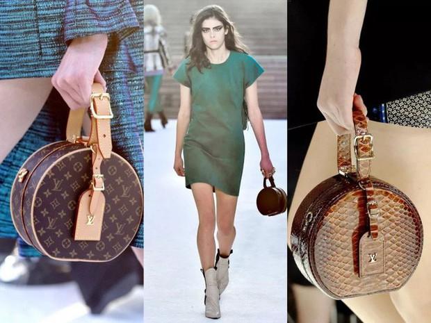 LV Petite Boite Chapeau - chiếc túi có gì đặc biệt mà khiến các tín đồ thời trang thi nhau đụng hàng - Ảnh 1.