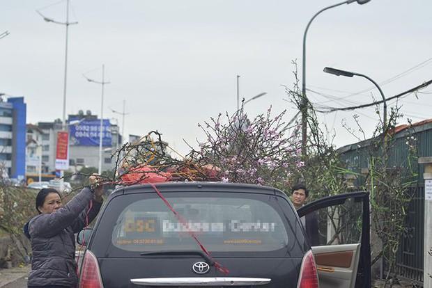 Nhà giàu Hà Nội chi tiền triệu chơi hoa lê rừng sau Tết - Ảnh 18.