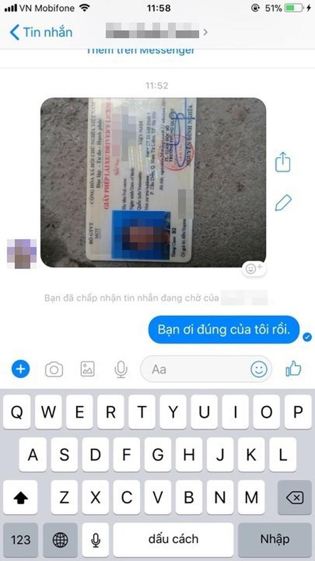 Đôi vợ chồng nhặt ve chai không biết dùng Facebook vẫn tìm cách trả lại giấy tờ cho người mất, được biếu tiền chỉ dám nhận một ít lấy may - Ảnh 3.
