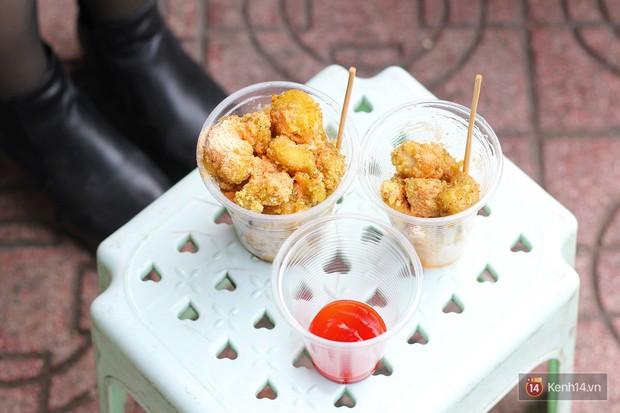 Chỉ 10k/cốc gà lắc phô mai dành riêng cho hội thích ăn ngon - bổ - rẻ - Ảnh 2.