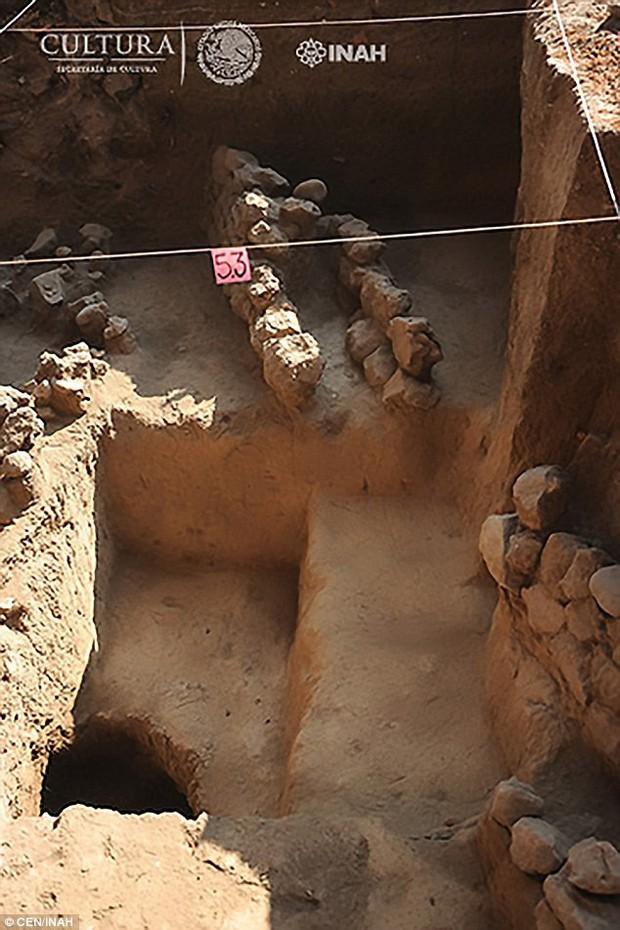 Phát hiện thủ phạm có thể quét sạch công trình khảo cổ 4.000 năm tuổi ở Mexico - Ảnh 2.
