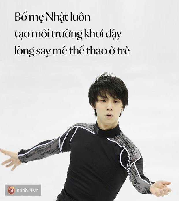 Để có những tài năng toàn diện như huyền thoại trượt băng Yuzuru Hanyu, cha mẹ Nhật Bản đã giáo dục con như thế nào? - Ảnh 3.