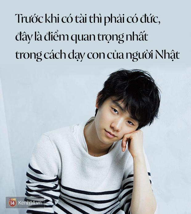 Để có những tài năng toàn diện như huyền thoại trượt băng Yuzuru Hanyu, cha mẹ Nhật Bản đã giáo dục con như thế nào? - Ảnh 6.