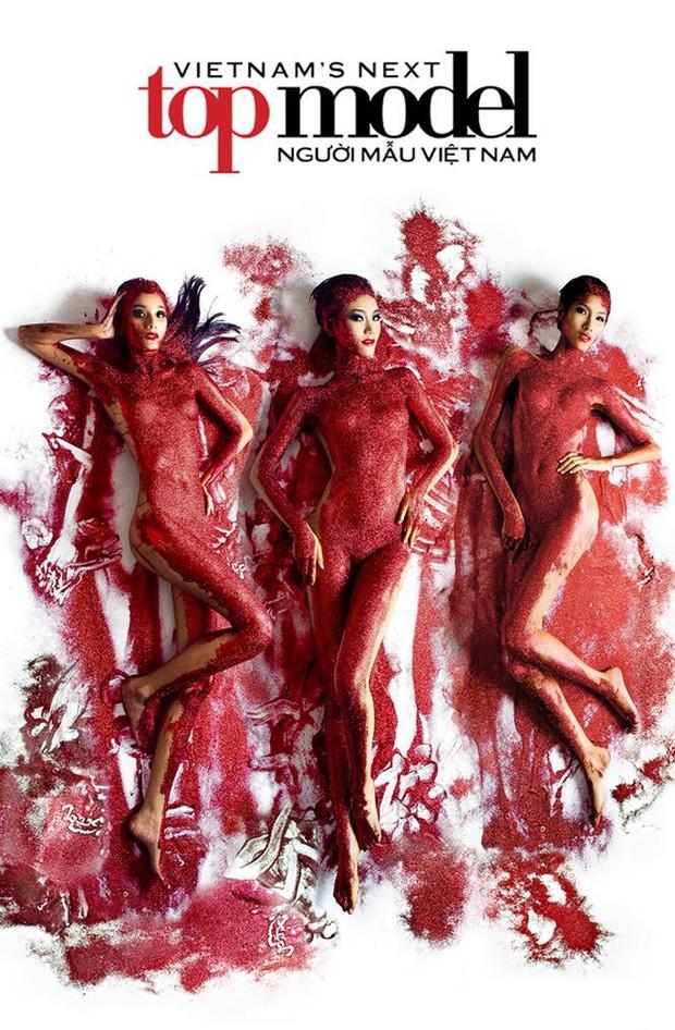Next Top Model có nhiều màn hóa trang nhìn thôi là muốn đi tắm cả ngày! - Ảnh 7.