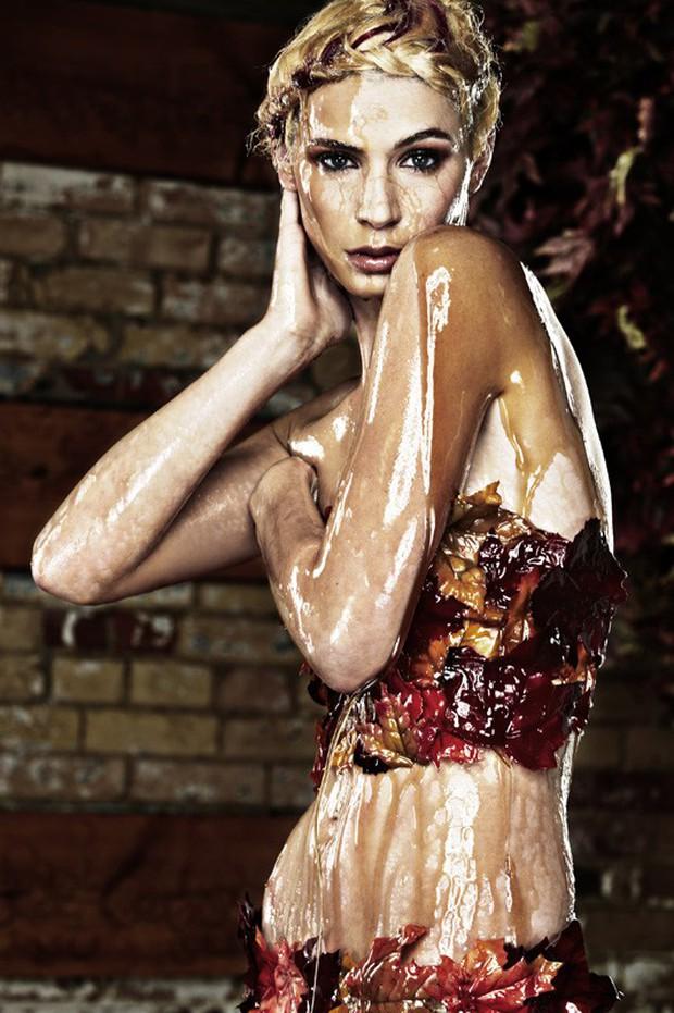 Next Top Model có nhiều màn hóa trang nhìn thôi là muốn đi tắm cả ngày! - Ảnh 14.
