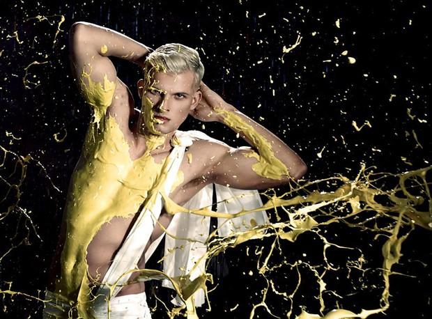 Next Top Model có nhiều màn hóa trang nhìn thôi là muốn đi tắm cả ngày! - Ảnh 10.