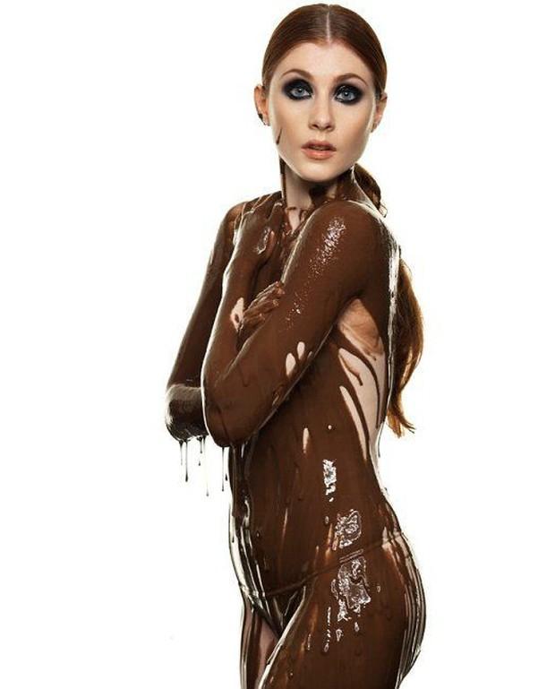 Next Top Model có nhiều màn hóa trang nhìn thôi là muốn đi tắm cả ngày! - Ảnh 12.