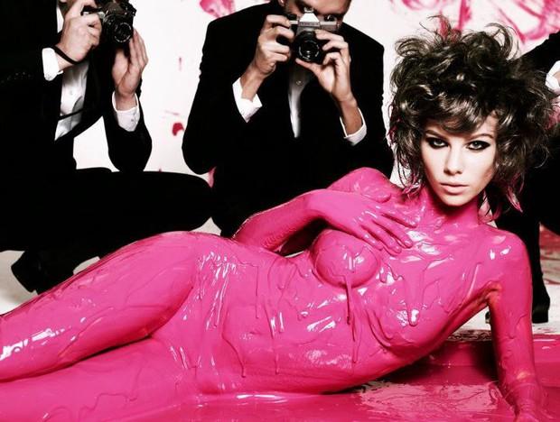 Next Top Model có nhiều màn hóa trang nhìn thôi là muốn đi tắm cả ngày! - Ảnh 8.