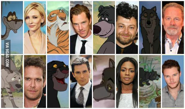 """""""Cậu Bé Rừng Xanh"""" của Andy Serkis sẽ đen tối hơn hẳn phiên bản Disney - Ảnh 2."""