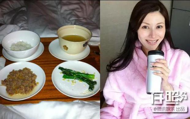 Mỹ nhân Hoa ngữ hậu sinh con: Người được bồi bổ đầy đủ dinh dưỡng, kẻ bấm bụng ăn ít để giữ dáng - Ảnh 3.