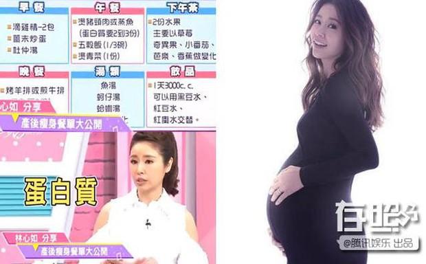Mỹ nhân Hoa ngữ hậu sinh con: Người được bồi bổ đầy đủ dinh dưỡng, kẻ bấm bụng ăn ít để giữ dáng - Ảnh 5.