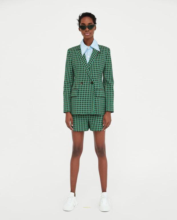 Thiết kế blazer của Zara có gì hot mà cả Thanh Hằng, Hương Giang Idol lẫn Á hậu Lệ Hằng thi nhau diện - Ảnh 6.
