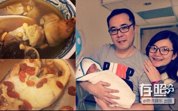 Mỹ nhân Hoa ngữ hậu sinh con: Người được bồi bổ đầy đủ dinh dưỡng, kẻ bấm bụng ăn ít để giữ dáng - Ảnh 7.