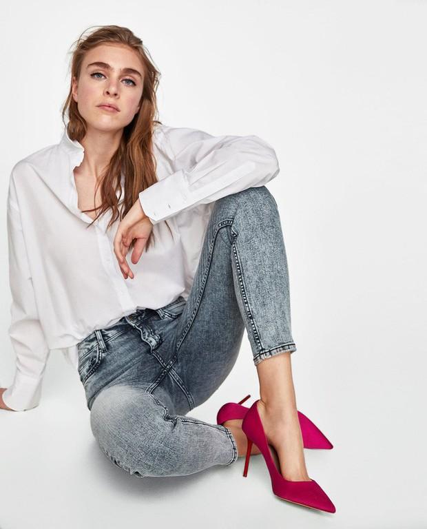 """Victoria Beckham giữ quần jeans lên phom đứng dáng bằng cách """"lười"""" giặt - Ảnh 7."""
