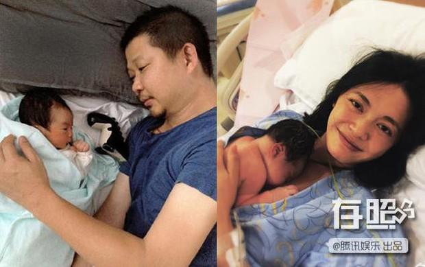 Mỹ nhân Hoa ngữ hậu sinh con: Người được bồi bổ đầy đủ dinh dưỡng, kẻ bấm bụng ăn ít để giữ dáng - Ảnh 8.