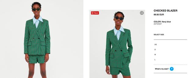 Thiết kế blazer của Zara có gì hot mà cả Thanh Hằng, Hương Giang Idol lẫn Á hậu Lệ Hằng thi nhau diện - Ảnh 8.