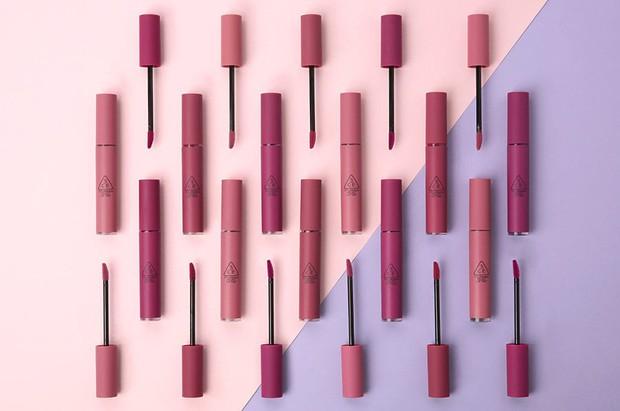 3CE bổ sung 3 màu mới toanh toàn tông tím cực trendy cho dòng son kem Velvet Lip Tint - Ảnh 2.