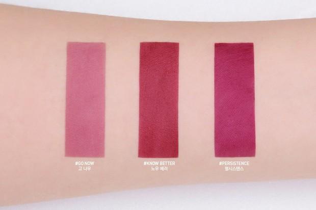 3CE bổ sung 3 màu mới toanh toàn tông tím cực trendy cho dòng son kem Velvet Lip Tint - Ảnh 5.