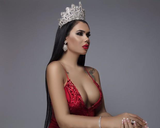 Ngoài dàn thí sinh xinh đẹp, nhiều đại diện thi Hoa hậu Chuyển giới Quốc tế 2018 gây thất vọng bởi vẻ ngoài kém sắc! - Ảnh 9.