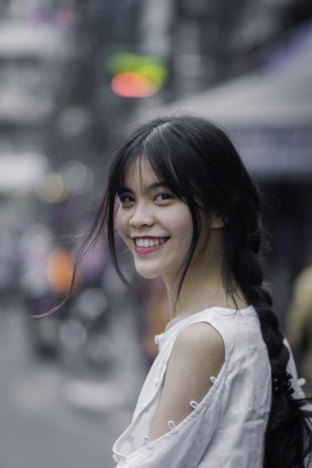 Nữ sinh Ams trúng tuyển ĐH hàng đầu thế giới nhờ viết luận về không khí nồm ở Hà Nội - Ảnh 10.