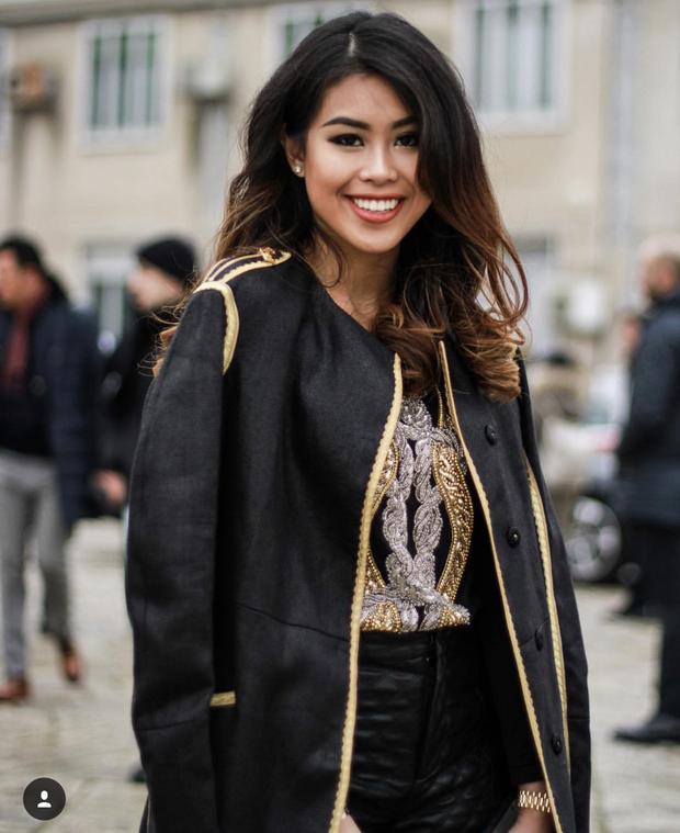 Đã thành quen thuộc, cứ đến mùa là Thảo Tiên lại đánh chiếm ghế đầu loạt show lớn tại Milan Fashion Week - Ảnh 6.