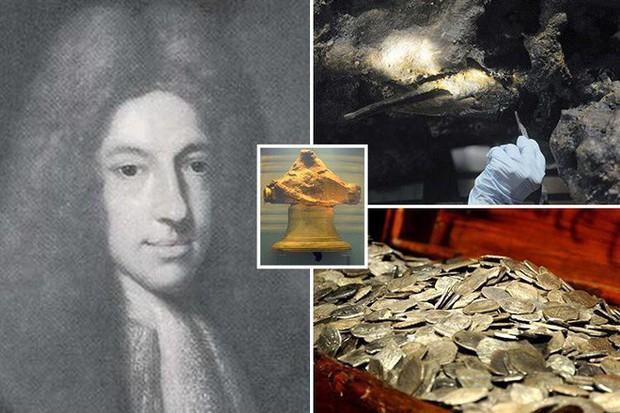 Giải mã bí mật về vua hải tặc giàu có nhất mọi thời đại chỉ sau 1 năm làm cướp biển - Ảnh 2.