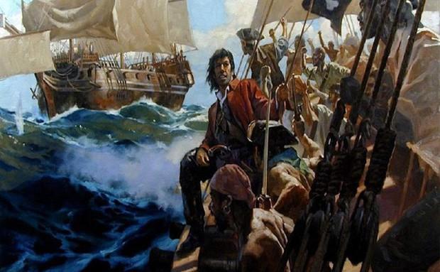 Giải mã bí mật về vua hải tặc giàu có nhất mọi thời đại chỉ sau 1 năm làm cướp biển - Ảnh 3.