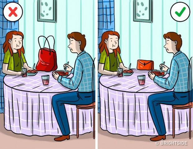 9 quy tắc phải tuân thủ nếu không muốn bị coi là kẻ kém sang ngay từ lần gặp đầu tiên - Ảnh 5.