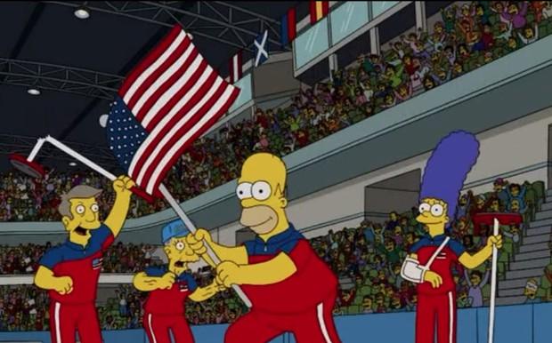 Lại một lần nữa, bộ phim Gia đình Simpson đoán đúng được kết quả Olympic mùa đông 2018 từ cách đây 8 năm - Ảnh 3.