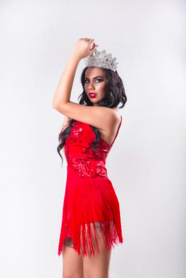 Ngoài dàn thí sinh xinh đẹp, nhiều đại diện thi Hoa hậu Chuyển giới Quốc tế 2018 gây thất vọng bởi vẻ ngoài kém sắc! - Ảnh 11.