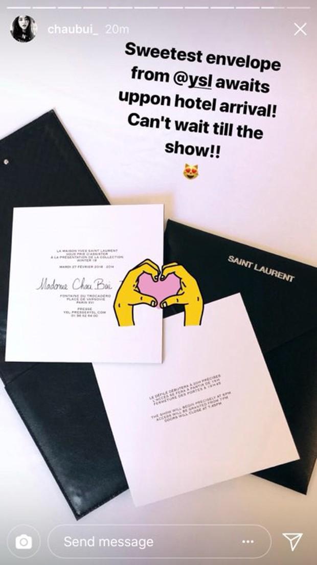 Vừa tái hợp, Châu Bùi và Decao đã được mời sang dự Paris Fashion Week - Ảnh 6.