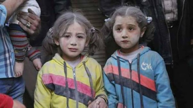 Thảm cảnh của những đứa trẻ tại thánh địa chết chóc Syria: Nỗi đau của các em vẫn chưa có hồi kết - Ảnh 7.