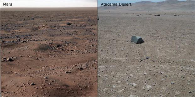 Có một nơi trên Trái đất giống sao Hỏa y hệt, và ở đó có sự sống - Ảnh 1.