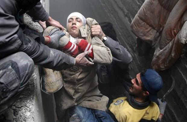 Thảm cảnh của những đứa trẻ tại thánh địa chết chóc Syria: Nỗi đau của các em vẫn chưa có hồi kết - Ảnh 13.