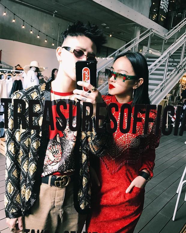 Vừa tái hợp, Châu Bùi và Decao đã được mời sang dự Paris Fashion Week - Ảnh 5.