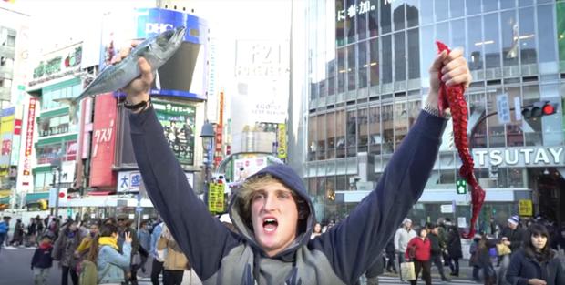 Mới phạt 1 tháng, YouTube đã tạm tha cho thanh niên livestream phá phách Nhật Bản bị cả cộng đồng lên án - Ảnh 1.